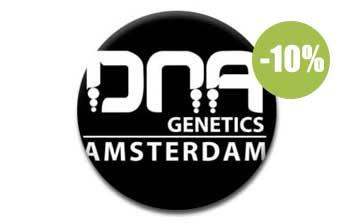 DNA genetics autofloreceintes