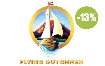 flying dutchmen regulares